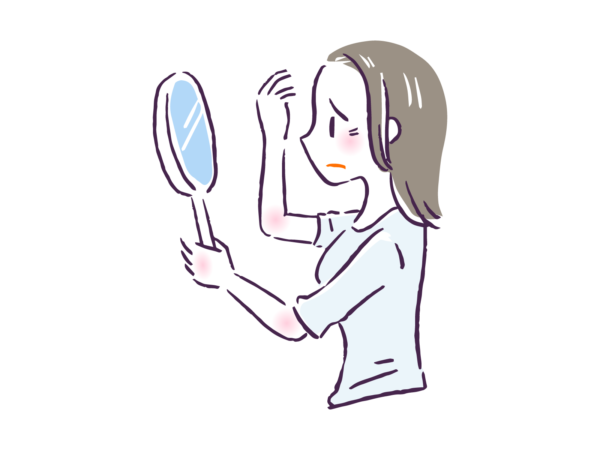 女性の抜け毛薄毛