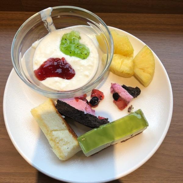 東急ステイ新宿イーストサイトホテル モーニングビュッフェ